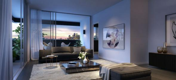 Apartment 8 Gasworks Residences by TDD 800WEB